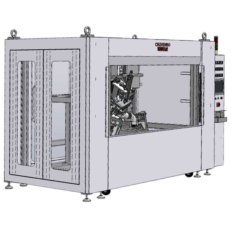 Multi-heads Heat Welding Machine