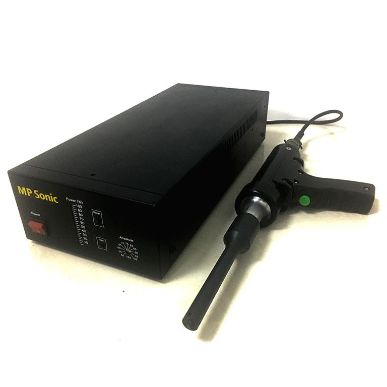 Handheld Ultrasonic Welder